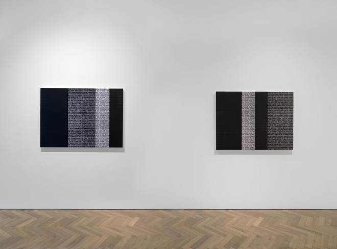 <p><span style=&#34;font-size: 11px; line-height: 15px;&#34;>Installation view, Thomas Dane Gallery, London</span></p>
