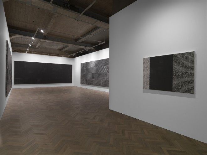 "<p><span style=""font-size: 11px; line-height: 15px;"">Installation view, Thomas Dane Gallery, London</span></p>"