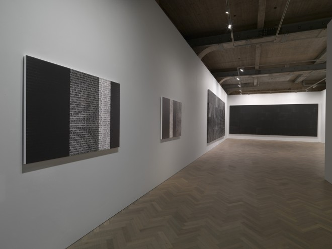 """<p><span style=""""font-size: 11px; line-height: 15px;"""">Installation view, Thomas Dane Gallery, London</span></p>"""