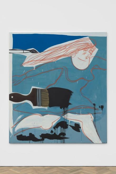 <p>Ella Kruglyanskaya,<em>Running Ink</em>, 2020</p>