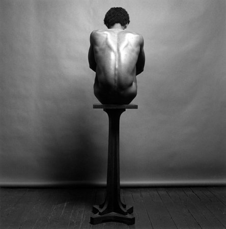 Robert Mapplethorpe  Phillip Prioleau, 1979  Stamped and signed by the Robert Mapplethorpe Estate  Silver gelatin print  Paper size: 16 x 20 ins / 41 x 51 cms  Edition 14/15