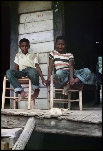 Gordon Parks  Untitled, Shady Grove, Alabama, 1956  Archival Pigment Print  35.6 x 27.9 cm, 14 x 11 ins