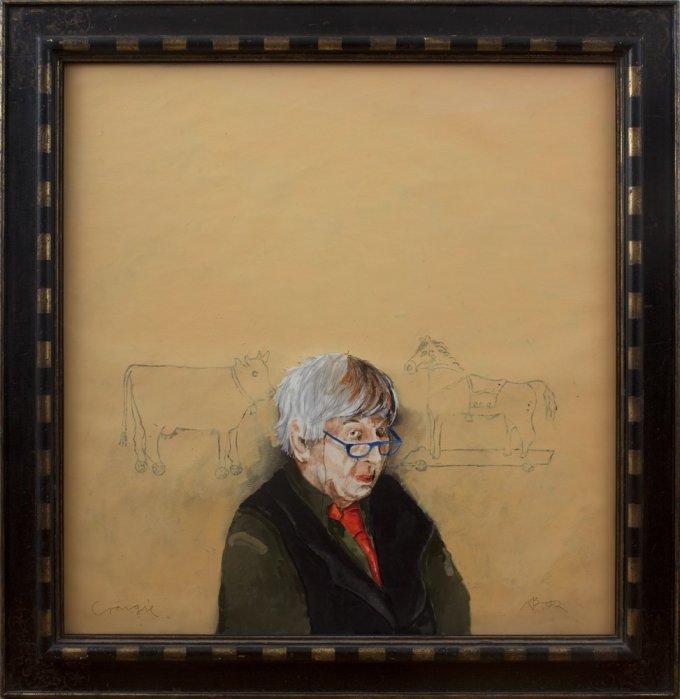 Portrait of Craigie Aitchison