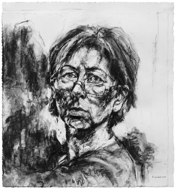 "<span class=""artist""><strong>Alison Lambert</strong></span>, <span class=""title""><em>Self Portrait 2017</em>, 2017</span>"