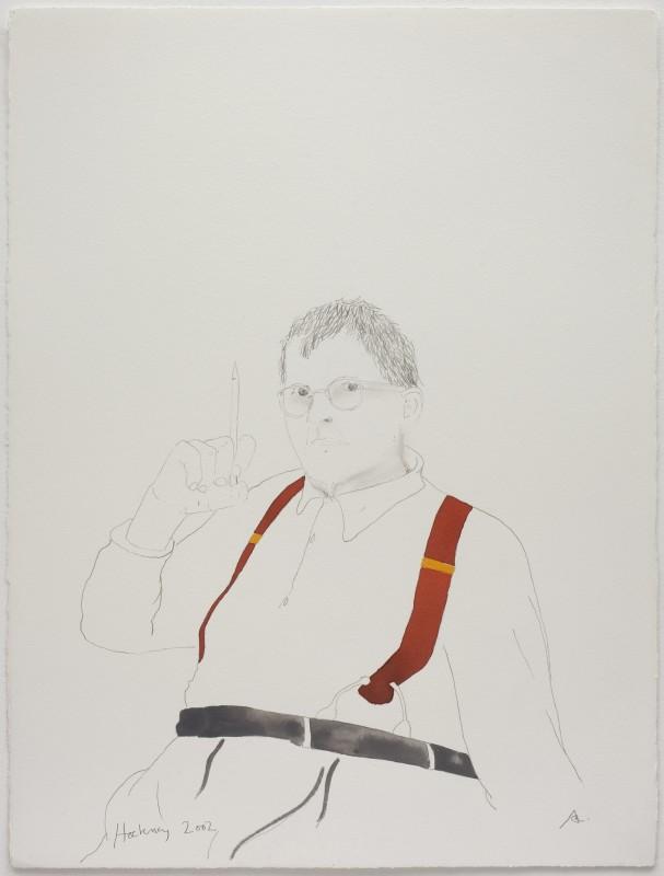 (2) Hockney, 2002