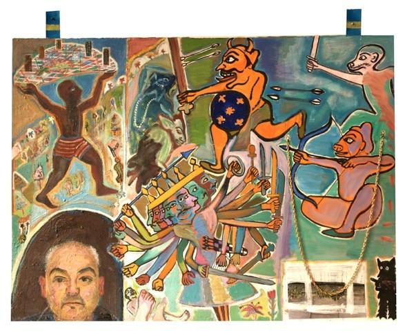 "<span class=""artist""><strong>Paul Gopal-Chowdhury</strong></span>, <span class=""title""><em>Saving Ground</em>, 2012-16</span>"