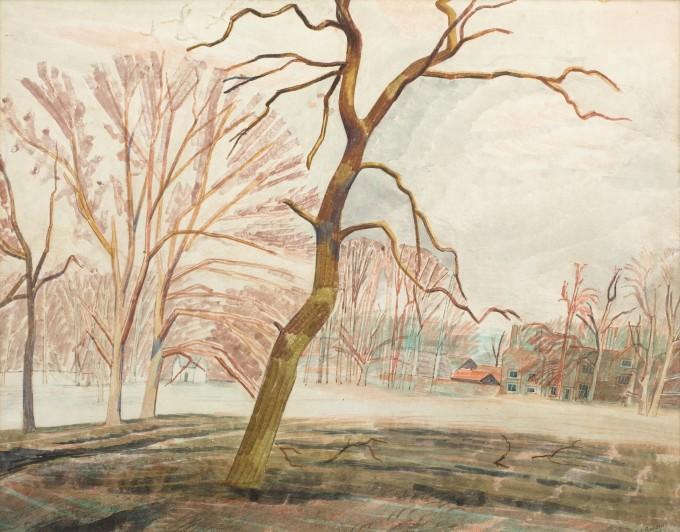 Essex Winter Landscape