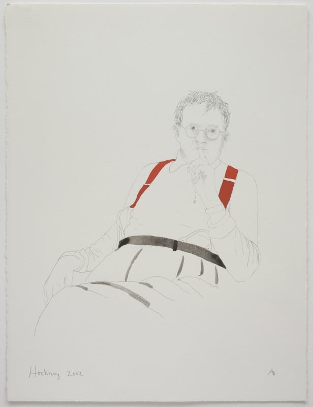 (6) Hockney, 2002