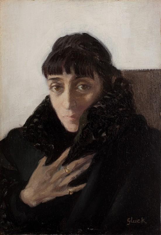 Portrait of Miss E.M. Craig