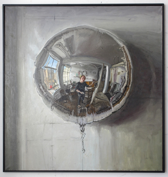 "<span class=""artist""><strong>James Lloyd</strong></span>, <span class=""title""><em>A Bigger Balloon </em>, 2015</span>"