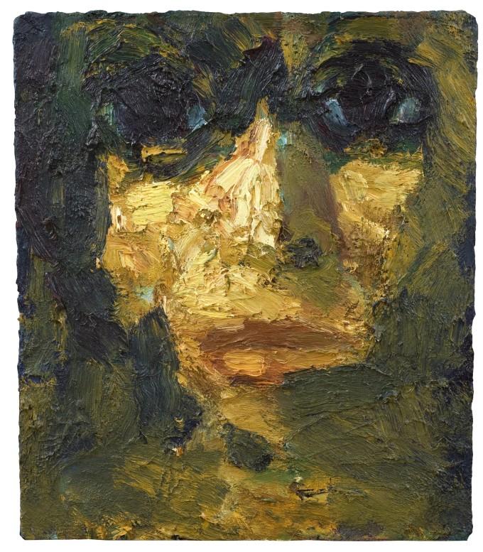 """<span class=""""artist""""><strong>Thomas Newbolt</strong></span>, <span class=""""title""""><em>Head</em>, 2014</span>"""