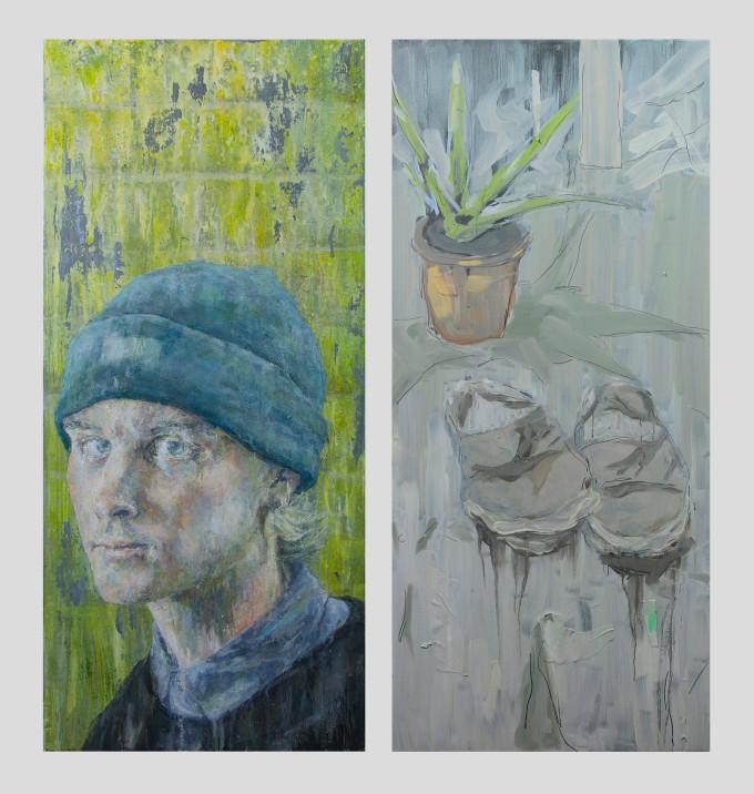 "<span class=""artist""><strong>Gwil Hughes</strong></span>, <span class=""title""><em>Winter</em>, 2016</span>"