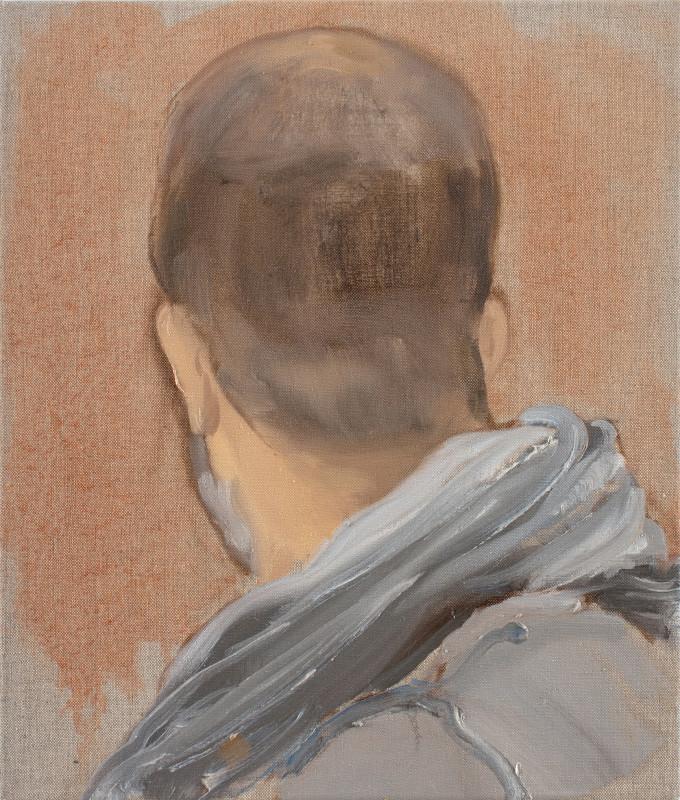 "<span class=""artist""><strong>Gideon Rubin</strong></span>, <span class=""title""><em>Back</em>, 2017</span>"