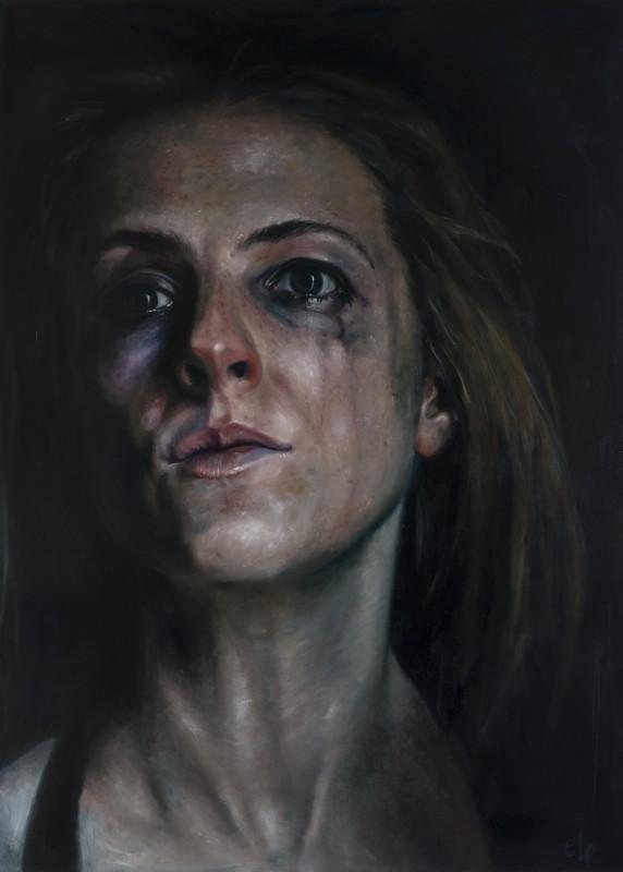 "<span class=""artist""><strong>Emma-Leone Palmer</strong></span>, <span class=""title""><em>Defiance</em>, 2014</span>"