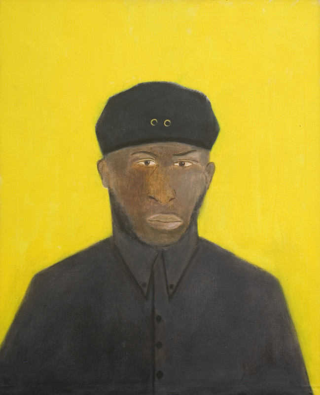 "<span class=""artist""><strong>Craigie Aitchison</strong></span>, <span class=""title""><em>Portrait of Carl</em>, 1970</span>"