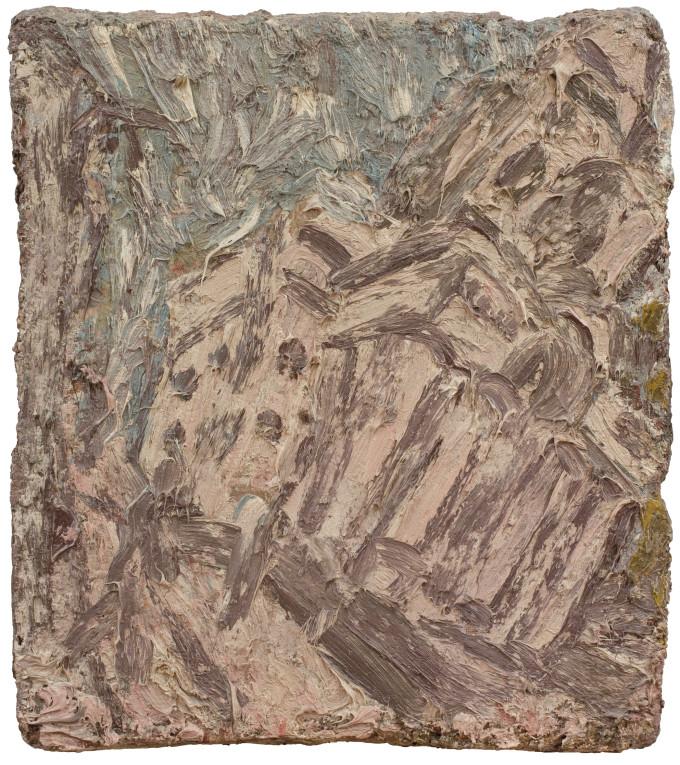 """<span class=""""artist""""><strong>Leon Kossoff</strong></span>, <span class=""""title""""><em>Christchurch, Spitalfields</em>, 1989</span>"""