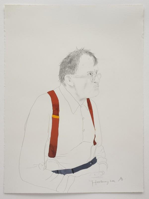 (13) Hockney, 2002