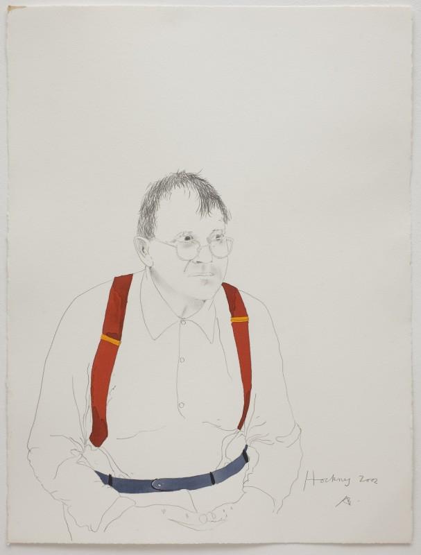 (14) Hockney, 2002