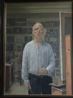 "<span class=""artist""><strong>John Whittall</strong></span>, <span class=""title""><em>Self Portrait</em>, 2015</span>"