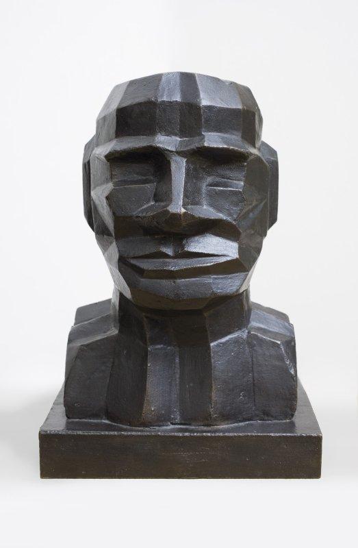 Head (Self-Portrait)