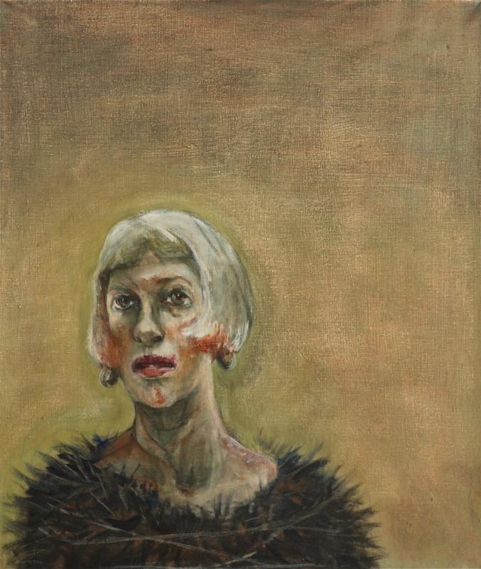 """<span class=""""artist""""><strong>Marcelle Hanselaar</strong></span>, <span class=""""title""""><em>Self 2</em>, 2012/17</span>"""