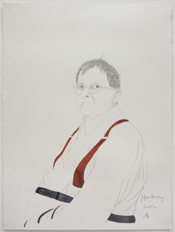(1) Hockney, 2002