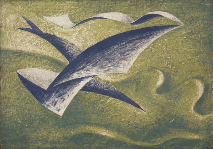 "<span class=""artist""><strong>John Armstrong</strong></span>, <span class=""title""><em>Into the Deep</em>, 1933</span>"
