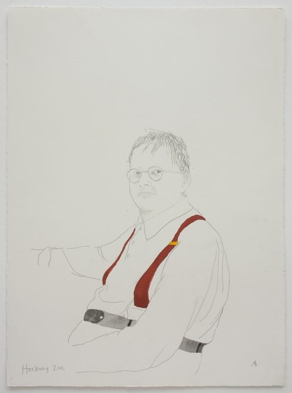 (5) Hockney, 2002