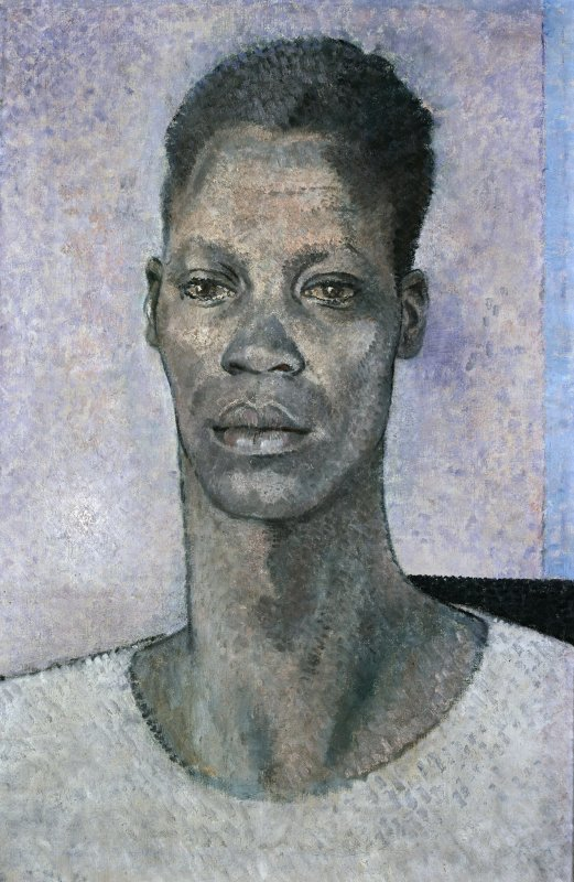 Head of Negro, Heroic scale