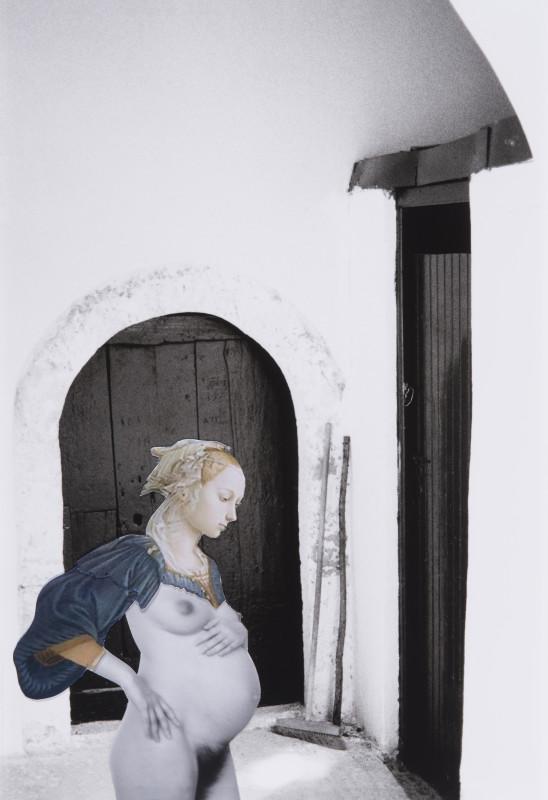 "<span class=""artist""><strong>Margaret Mouzon</strong></span>, <span class=""title""><em>Self Reflection</em>, 2015</span>"