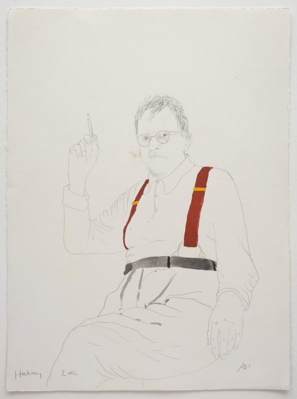 (9) Hockney, 2002