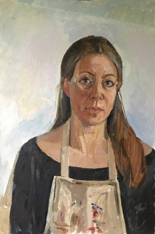 """<span class=""""artist""""><strong>Adele Wagstaff</strong></span>, <span class=""""title""""><em>On Reflection 2017</em>, 2017</span>"""