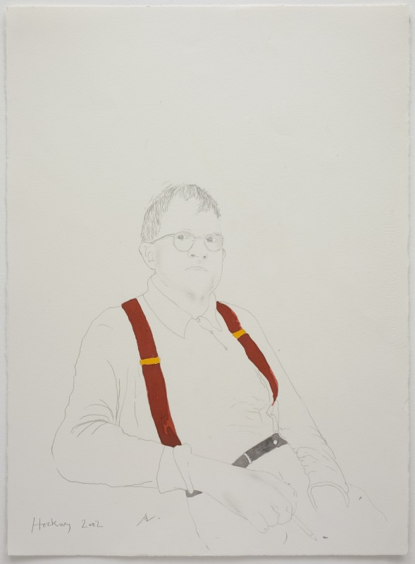 (4) Hockney, 2002