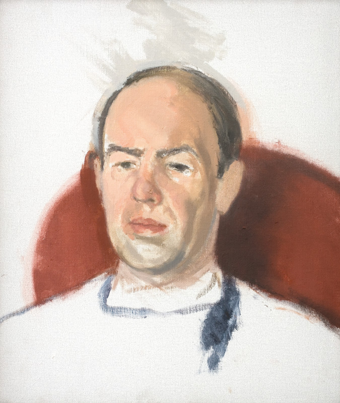 Portrait of Anthony