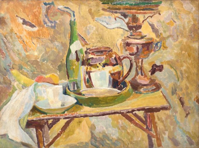 The Coffee Table, Asheham