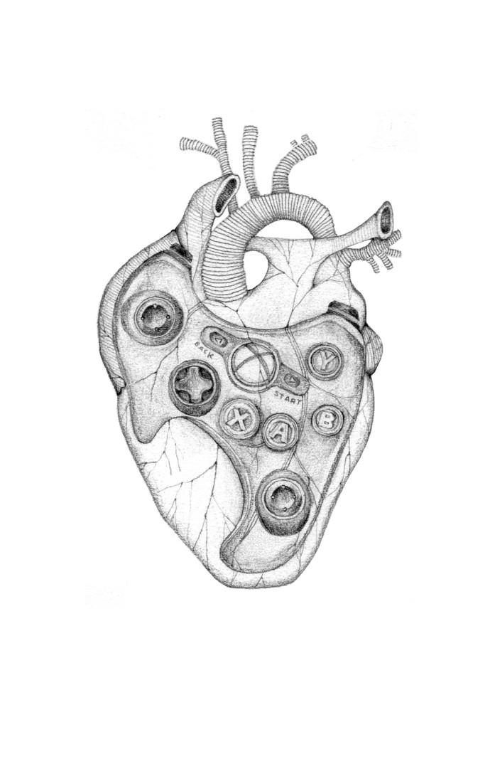 Jackie Case, My True Heart, 2014