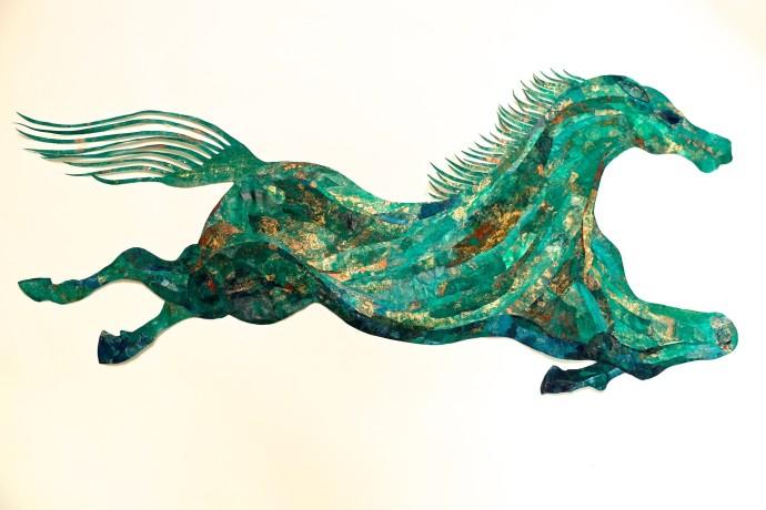 Katherine Virgils, Bronze Flying Filly, 2014