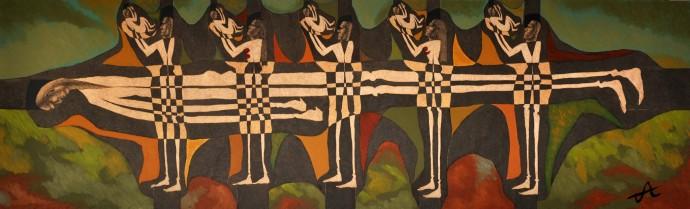 Thomas Allen, Life, Death's Dream, 2014