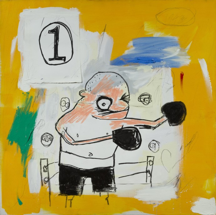 Stephen Anthony Davids, Broken nose, 2014