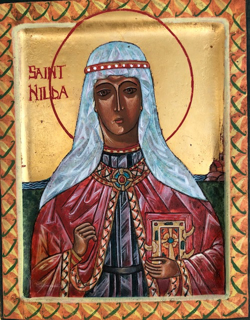 Sarah Hiscox, Saint Hilda, 2017