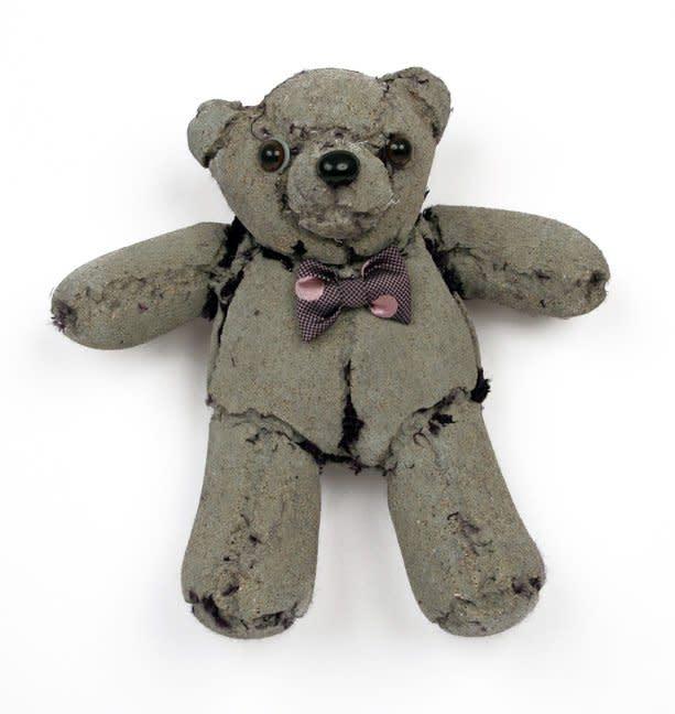 Ross Bonfanti, Hanging Teddy c449, 2013