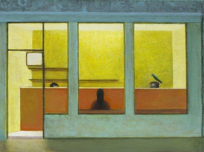 Alasdair Wallace, OK?, 2013