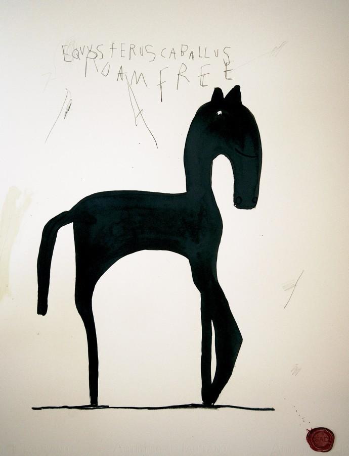 Stephen Anthony Davids, Equus Ferus Caballus, 2014