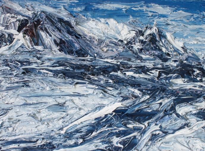 Holly Zandbergen, Wind Swept, 2017