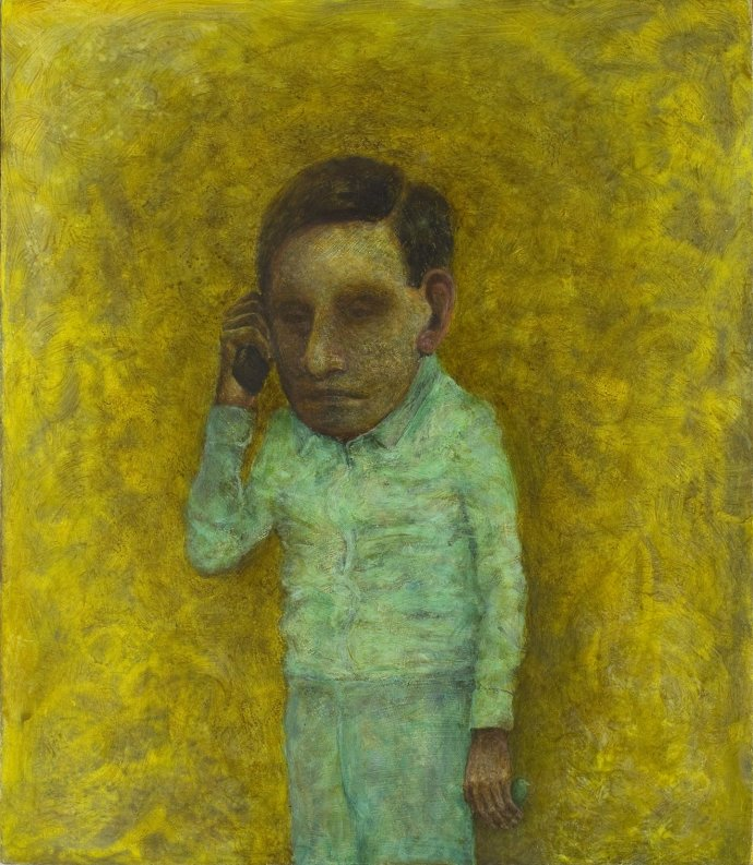 Alasdair Wallace, Are You Phoning Him or Is He Phoning You?, 2013