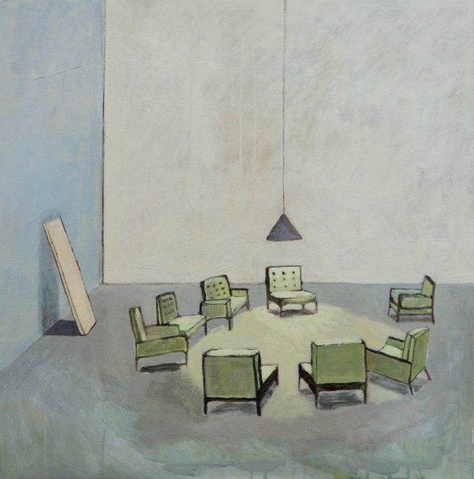 Anastasia Lennon, Plank, 2013