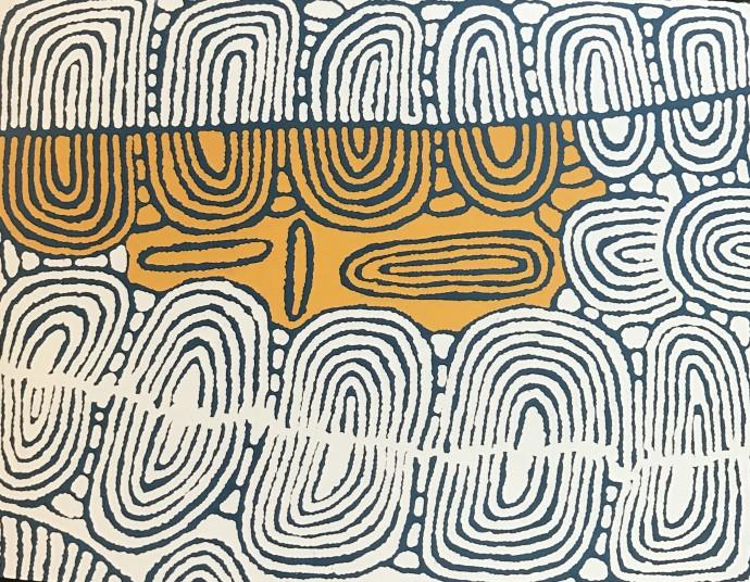 Kayi Kayi Nampitjimpa, Tingari Cycle , 2001