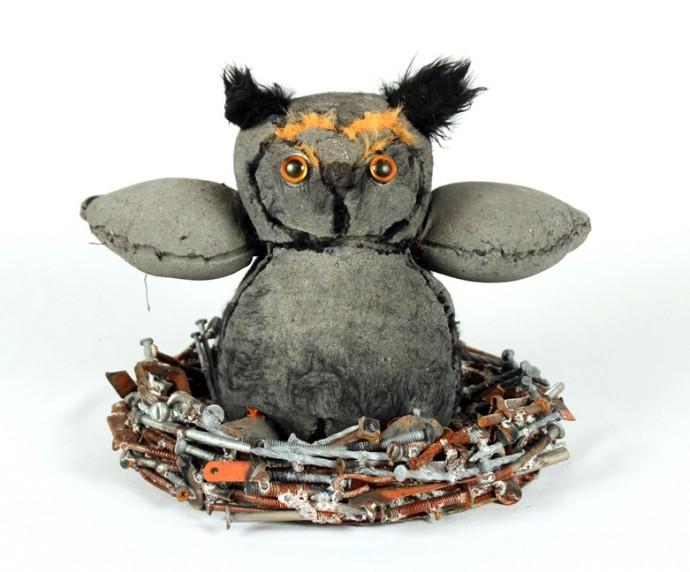 Ross Bonfanti, Night Owl, 2015