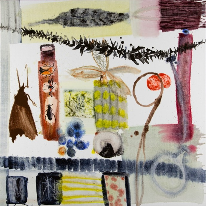 Allyson Reynolds, Float Bunya, 2015