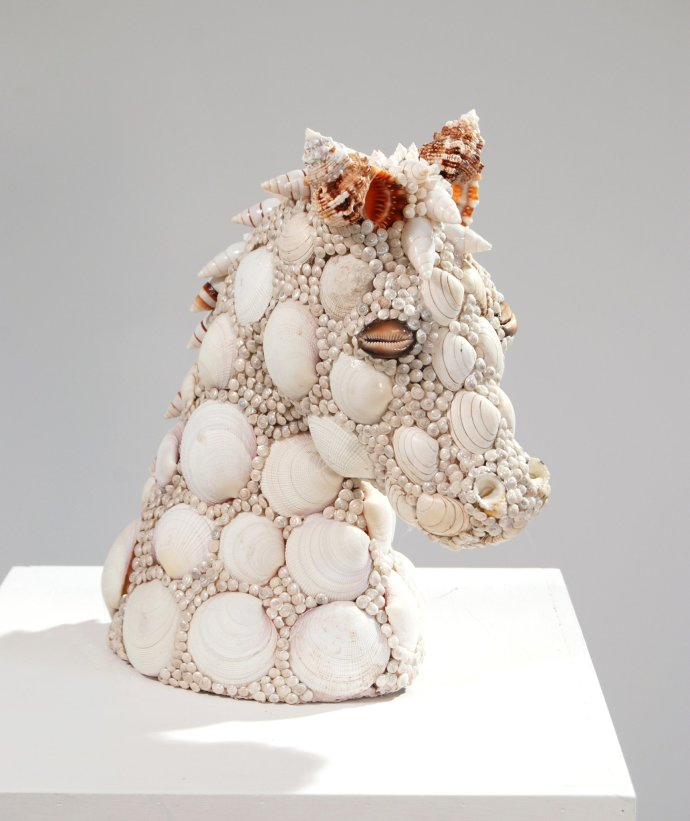 Pamina Stewart, Pearl Seahorse, 2010